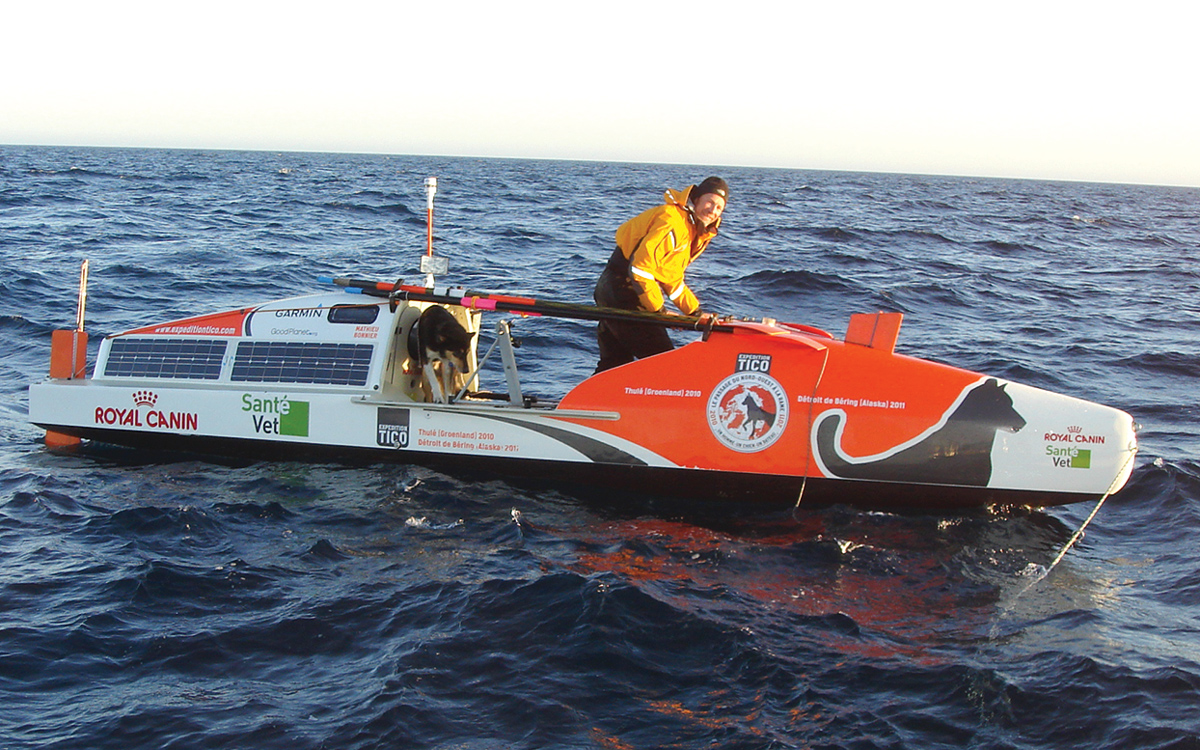 graeme-kendall-to-the-ice-and-beyond-extract-sailing-northwest-passage-rower-Mathieu-Bonnier