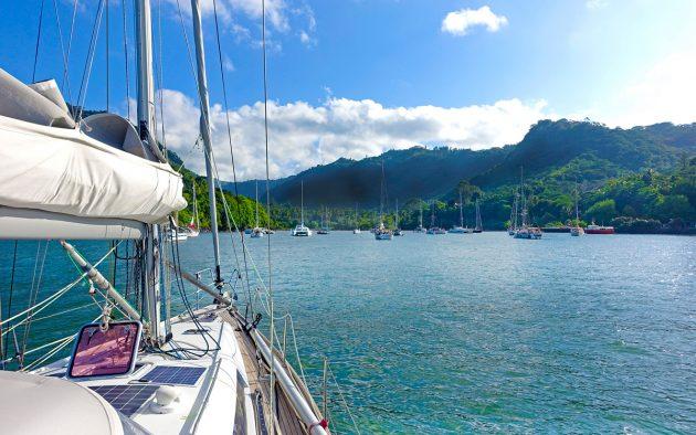 pacific-sailing-world-arc-rally-2017-chris-tibbs-Hiva-Oa-Marquesas-credit-rick-tomlinson