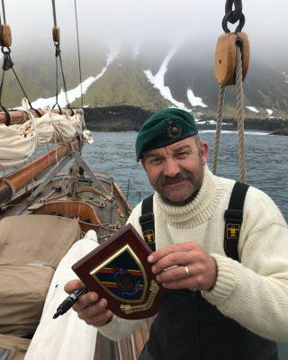 sailing-Jan-Mayen-island-integrity-royal-marines-plaque