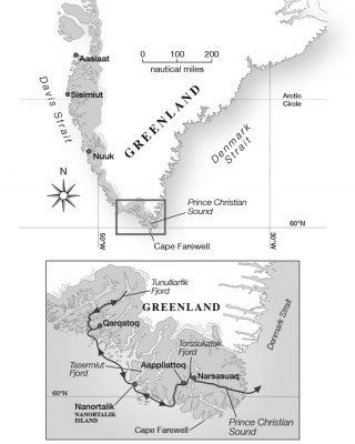 sailing-greenland-map