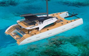 southern-wind-performance-catamaran-90-concept-aerial-view