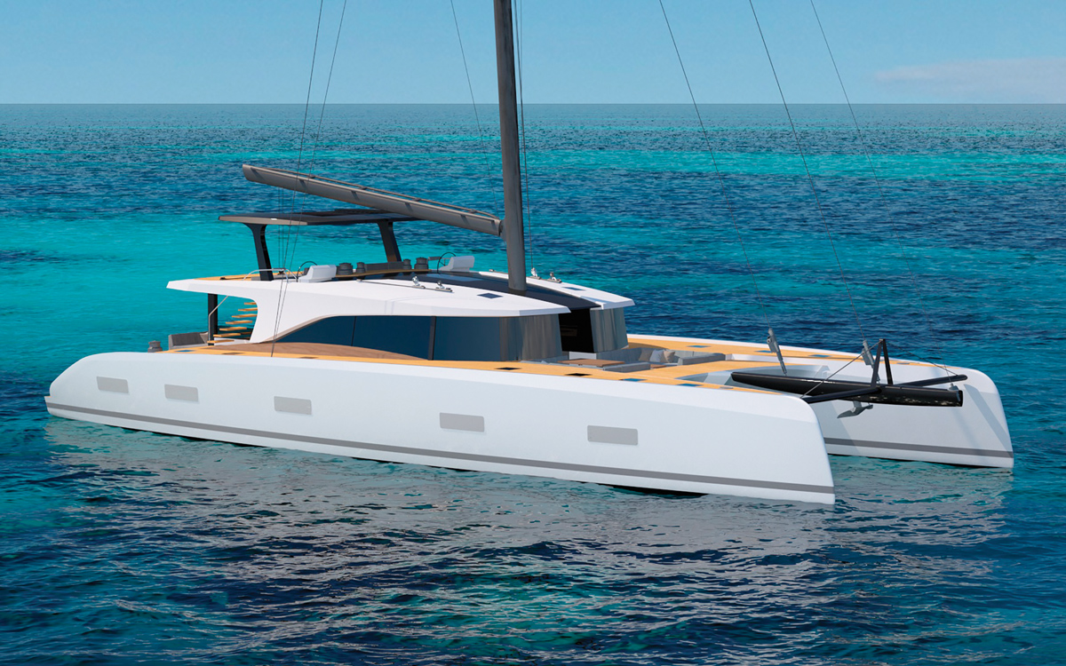 southern-wind-performance-catamaran-90-concept-side-view