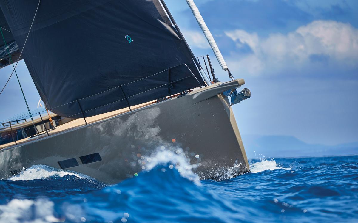 Y7 de Hanse Yachts |Un puissant croiseur en carbone de 70 pieds