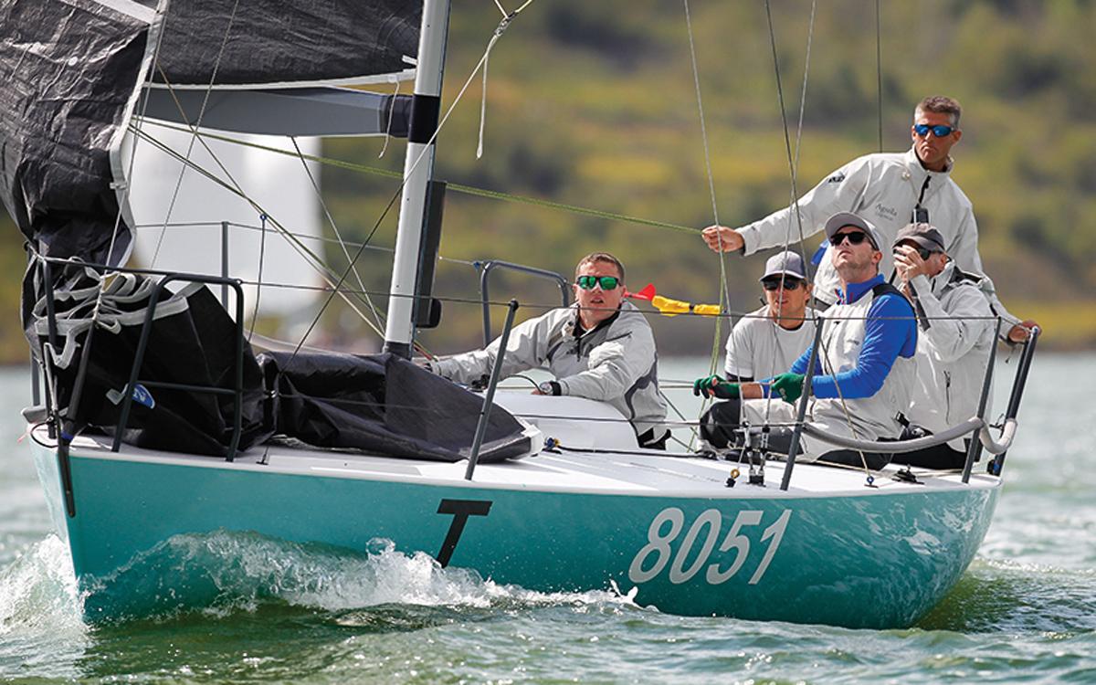 blt-quarter-ton-cup-winner-bow-credit-Paul-Wyeth-Cowes-Week