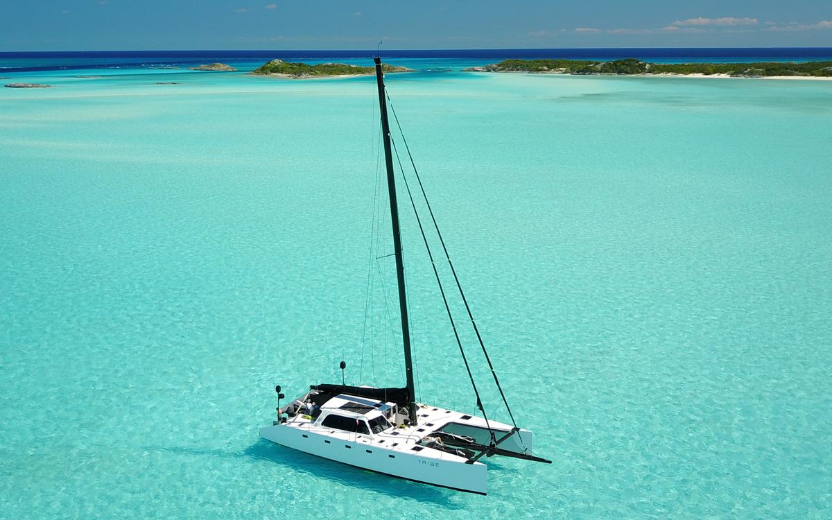 hall-of-fame-yachts-Gunboat-62-Tribe-credit-Jesus-Renedo