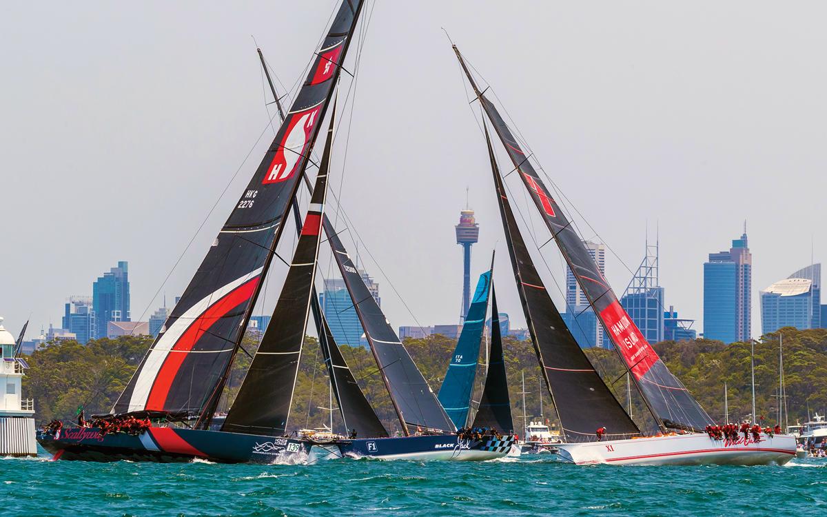 sydney-hobart-race-2019-sydney-harbour-credit-carlo-borlenghi