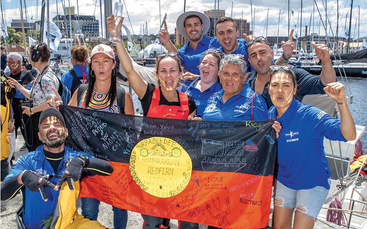 sydney-hobart-race-2019-tribal-warrior-indigenous-crew-credit-crosbie-lorimer