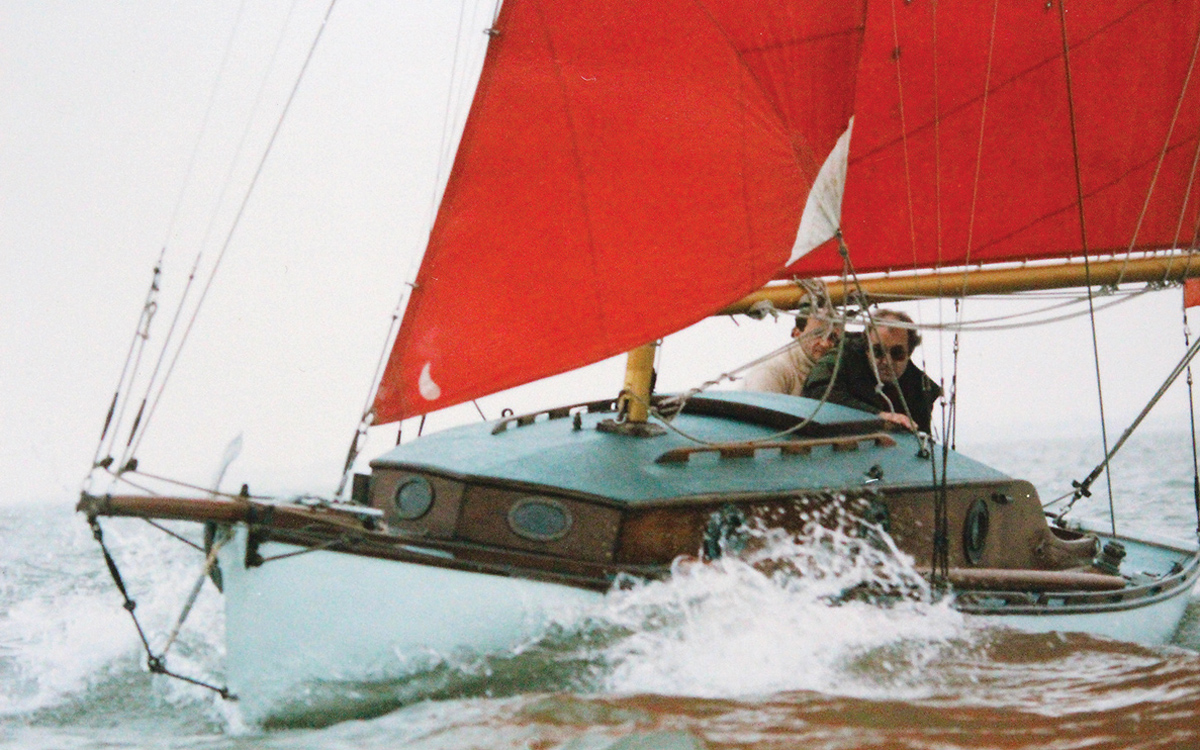 east-coast-sailing-dick-durham-almita-on-and-offshore-extract-bow-view-credit-Tim-Cornall