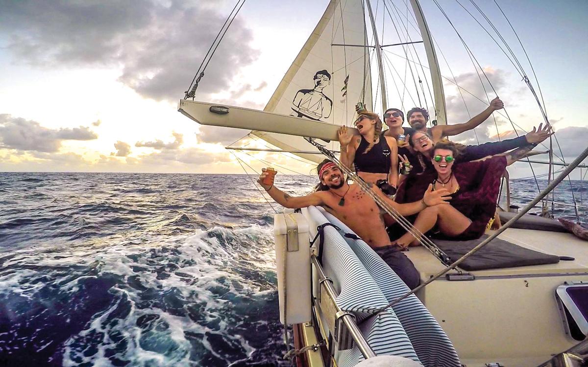 sv-delos-self-sustainable-yacht-crew