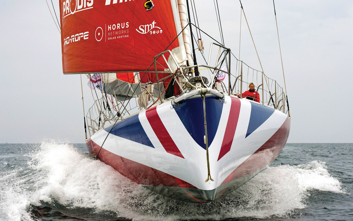 Vendee Globe 2020 Pip Hare On Preparing For The World S Toughest Race