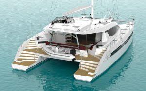 Privilege-Signature-510-new-catamaran-yachts-aft-view