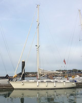 bluewater-sailing-preparation-westerley-49-side-view