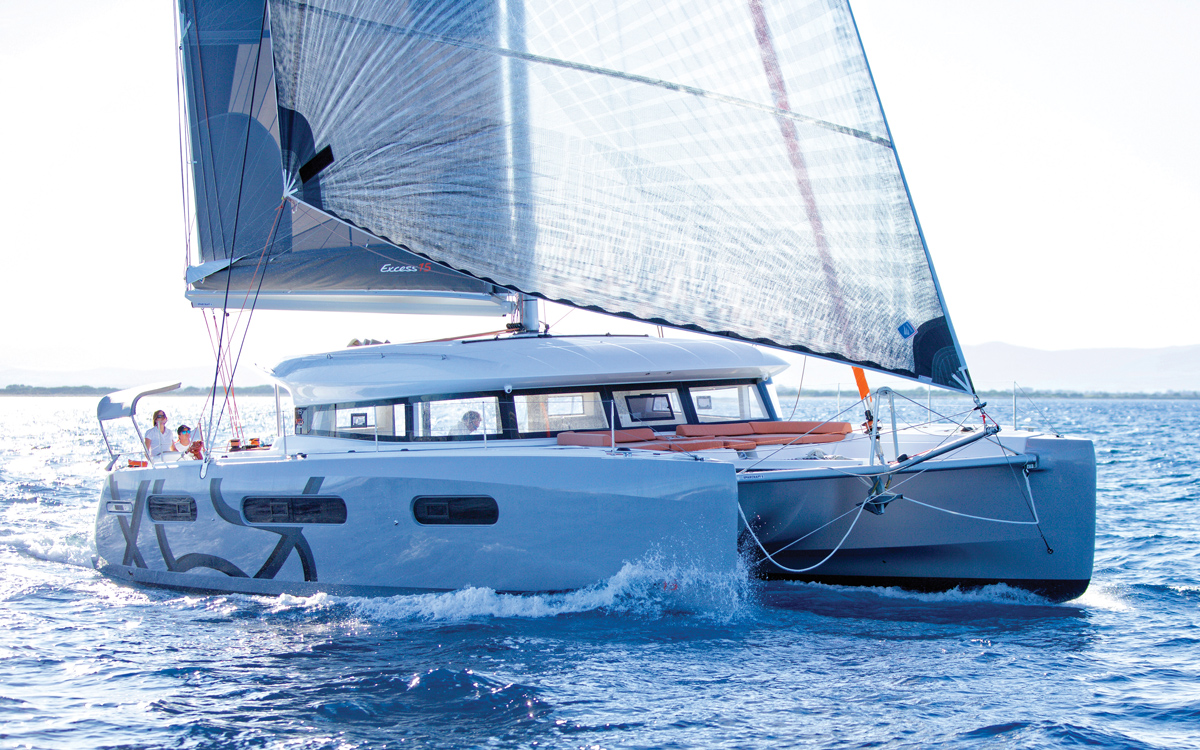 , Elba 45 – Fountaine Pajot  Catamarans