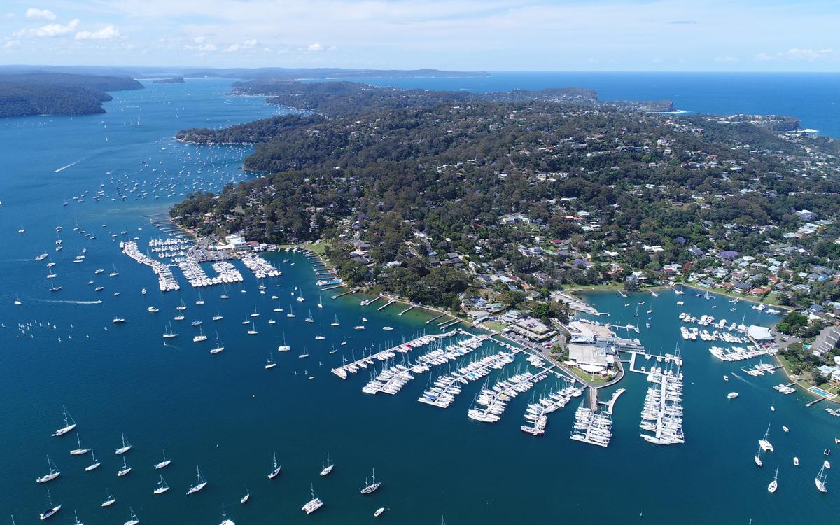 cruising-australia-Royal-Prince-Alfred-Yacht-Club