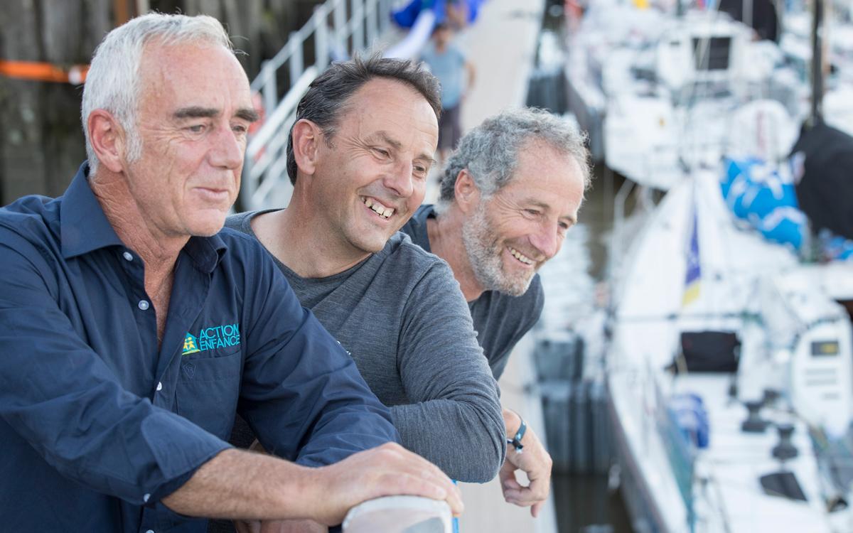 La Solitaire Urgo Le FIGARO | La course de voile la plus difficile au monde où l'argent ne veut rien dire