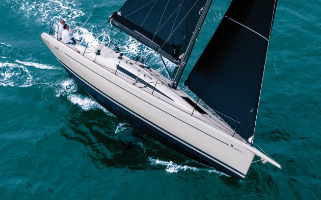 italia-11.98-yacht-review-aerial-view-credit-Fabio-Taccola