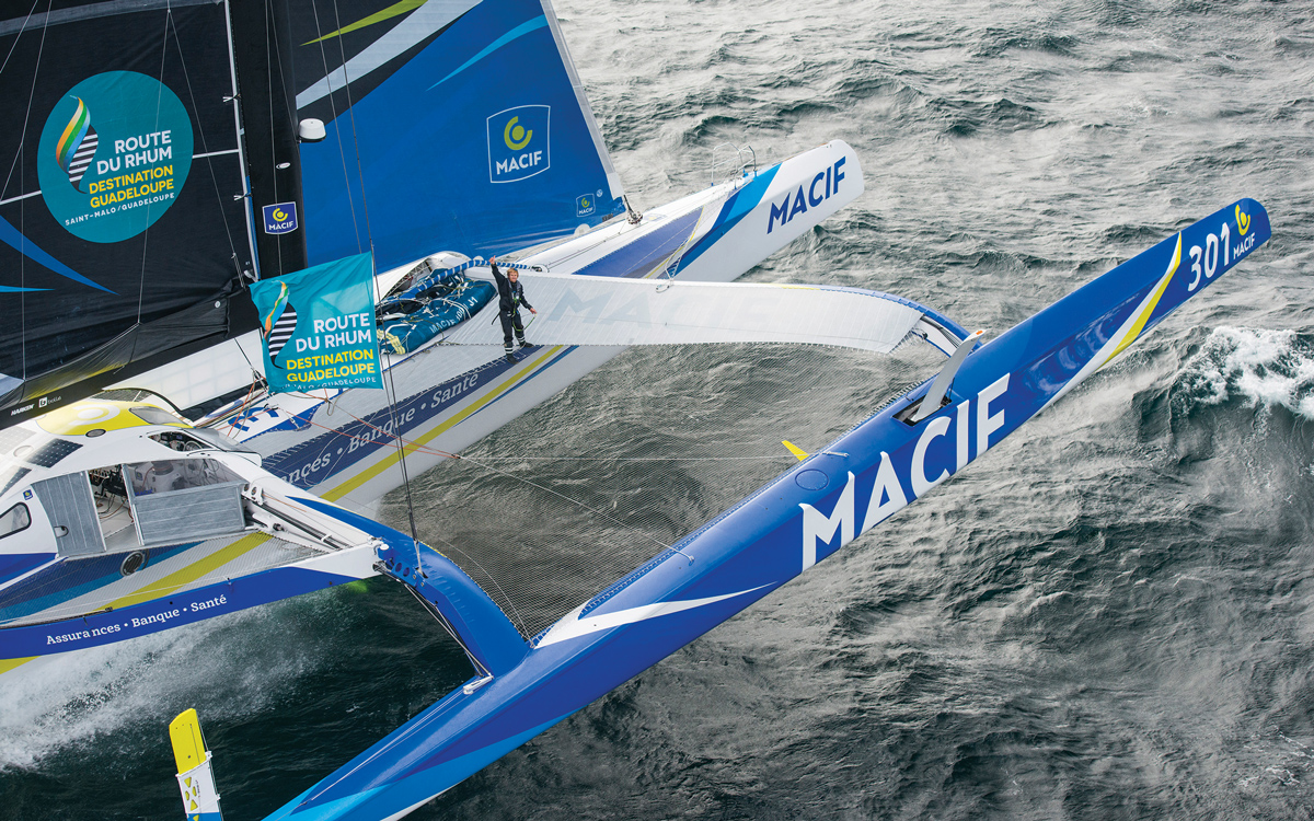 How new-age sailing autopilot systems are putting computers at the helm