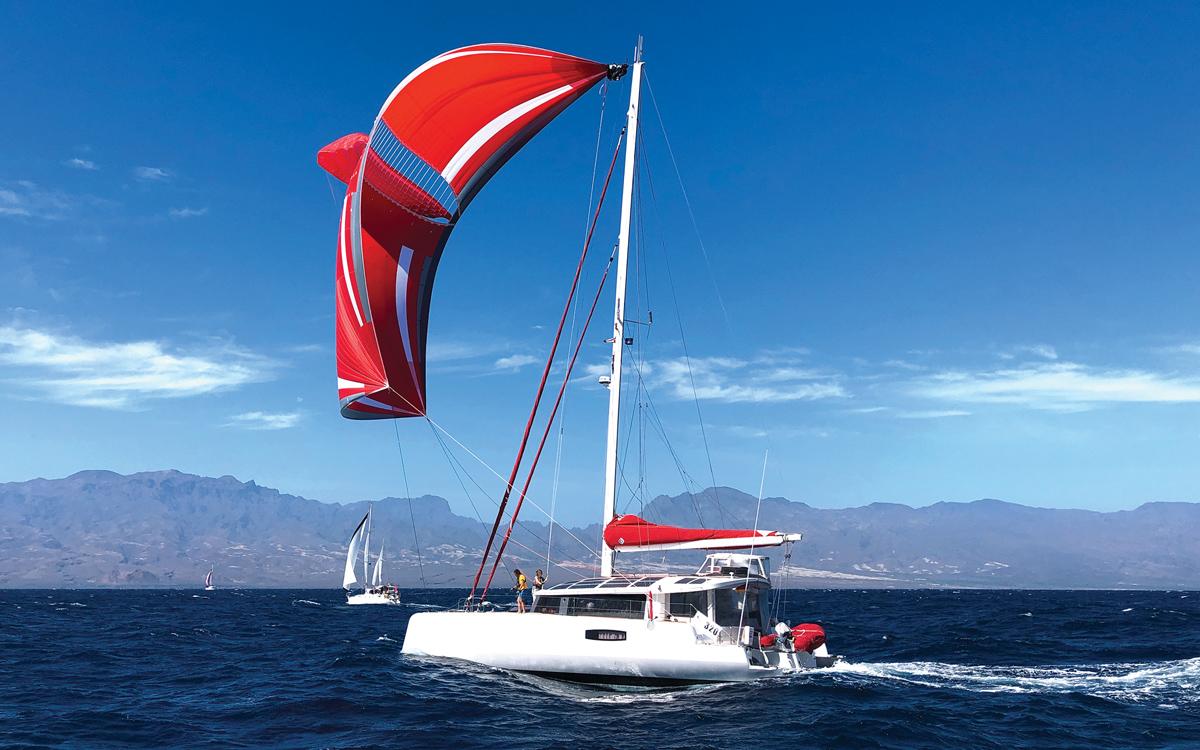 2019-arc-survey-sail-handling-Neel-51-San-parasailor-running-shot-credit-Birte-Wagner