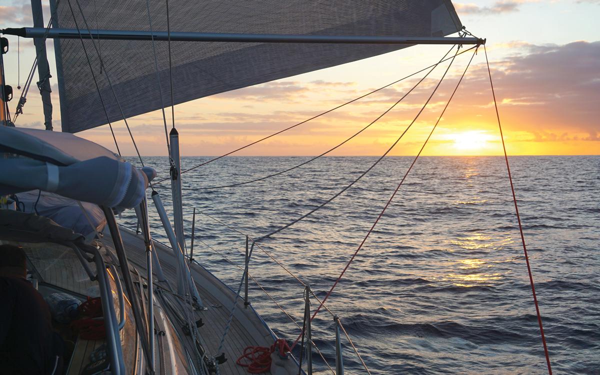 2019-arc-survey-sail-handling-poled-out-genoa-Hallberg-Rassy-48-Sally-credit-Jonas-Edlund