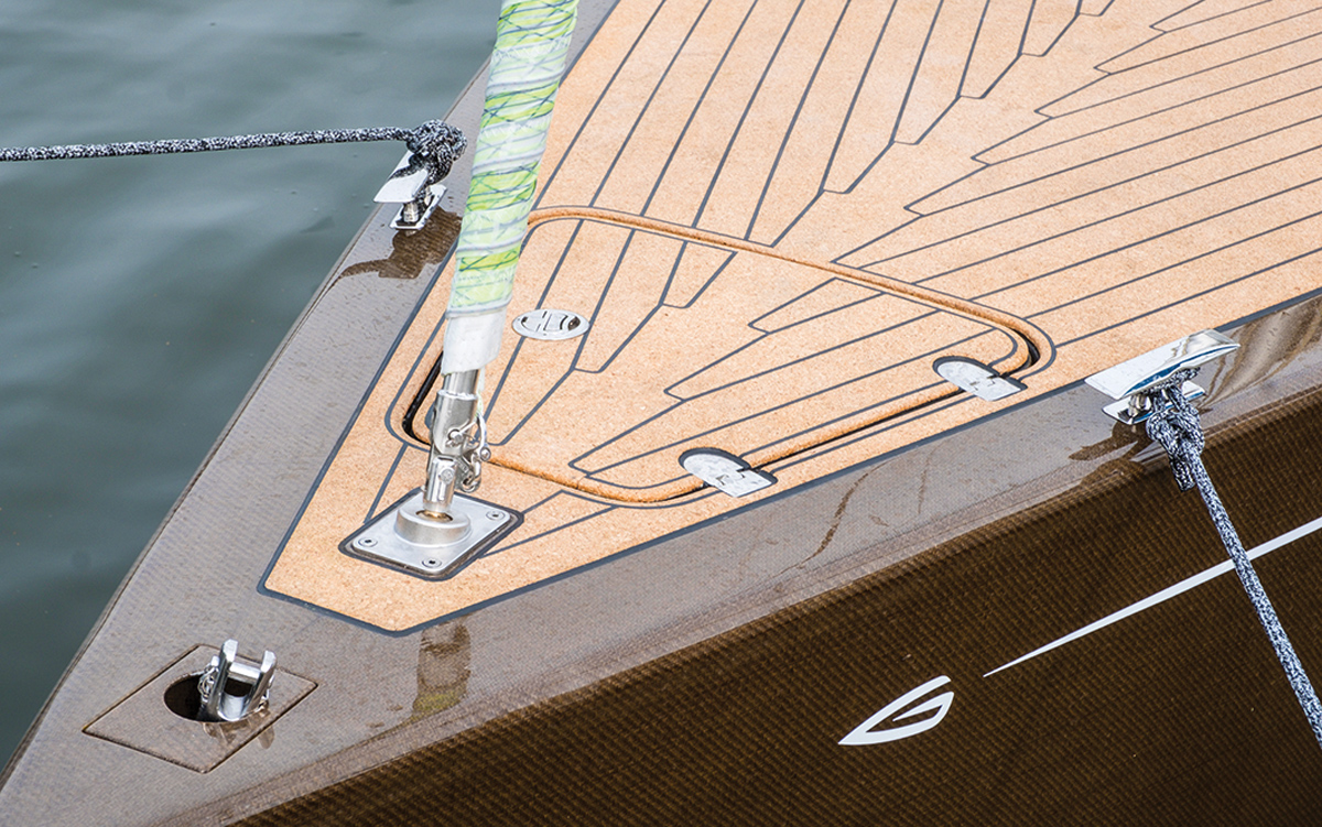 Flax-27-Greenboats-Sustainable-yacht-prow-furlers-credit-Jozef-Kubica