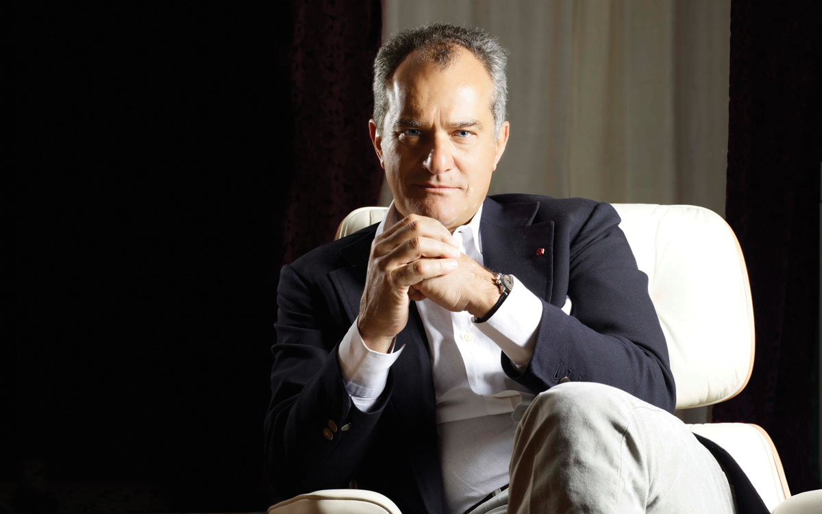 Leonard Ferragamo: The fashion magnate behind Nautor's Swan's remarkable rise