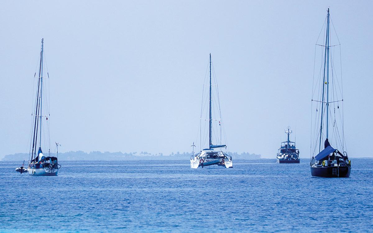 world-cruisers-lockdown-sailing-maldvies-coastguard-credit-Leslie-Godfrey