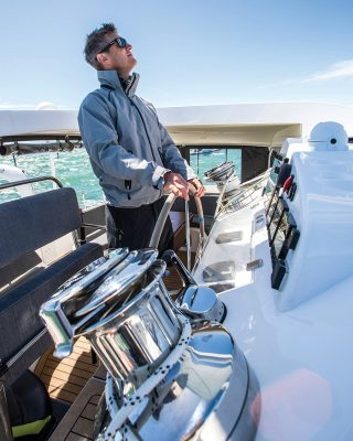 Discovery-Bluewater-50-catamaran-boat-test-toby-helm-credit-Richard-Langdon-Ocean-Images
