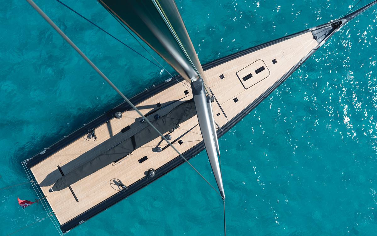 Wallycento-superyacht-Tango-masthead-view-credit-Wally-Gilles-Martin-Raget