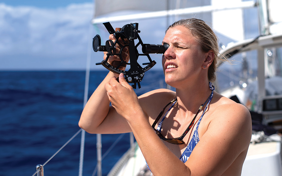 celestial-navigation-morning-sight-credit-Andy-Schell-59-north-sailing