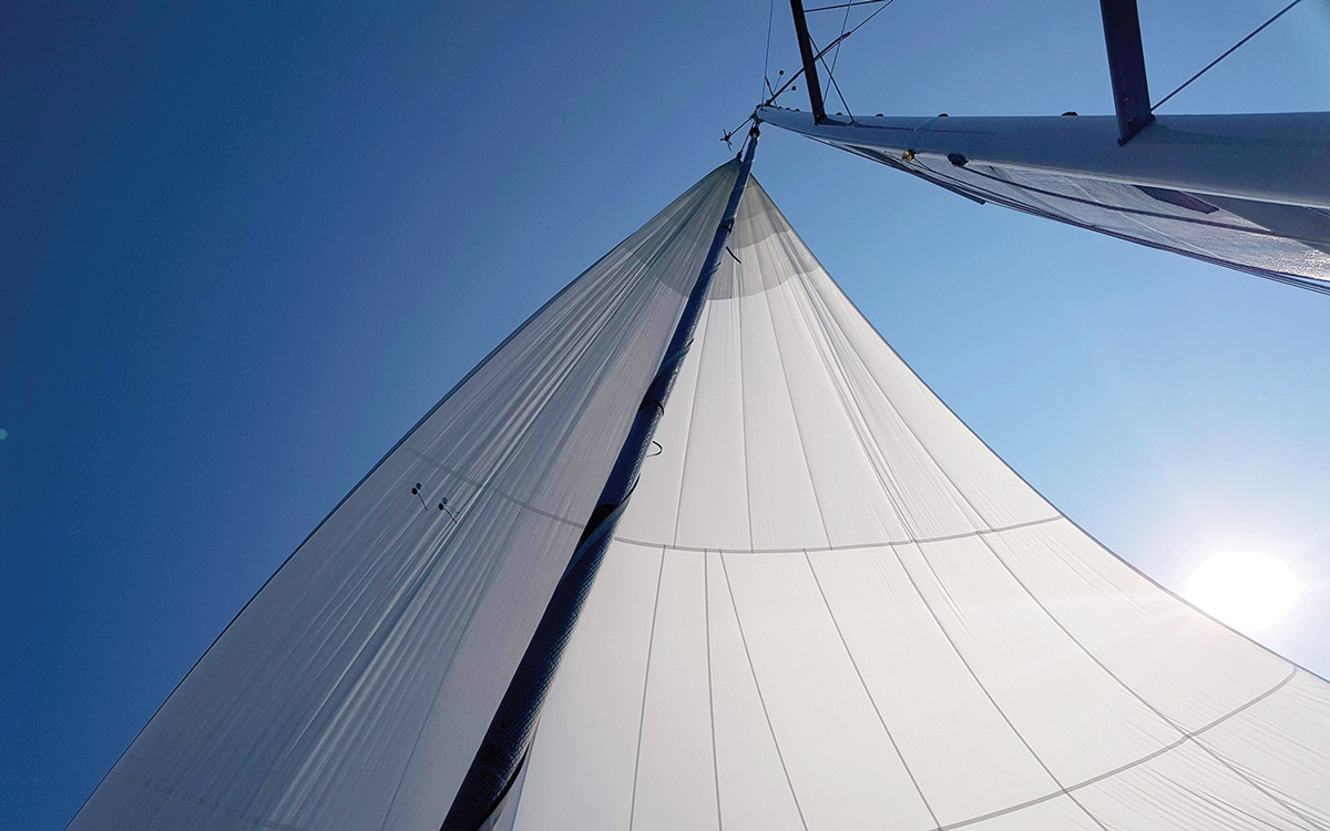 Downwind developments: The latest offwind sails for faster tradewind crossings