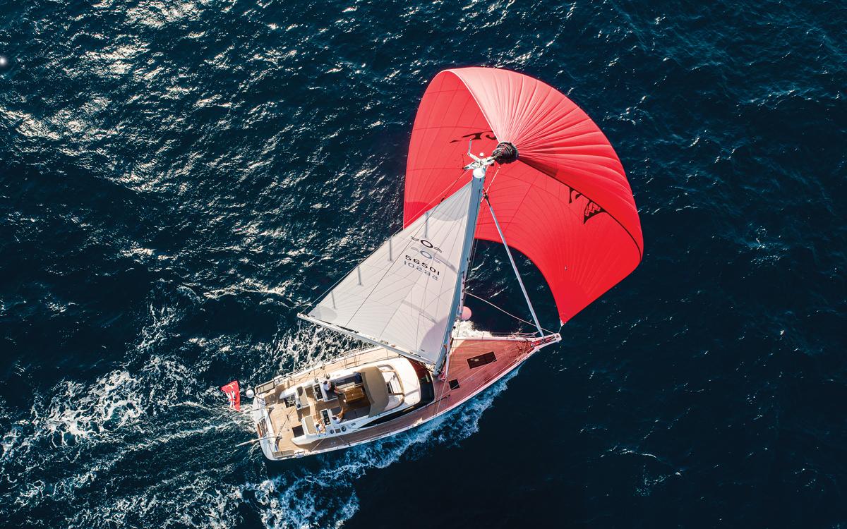 downwind-sails-Oyster-565-snuffer-credit-Brian-Carlin
