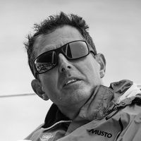 mainsail-handling-multihull-catamaran-sailing-techniques-Brian-Thompson-bw-headshot-400px-square