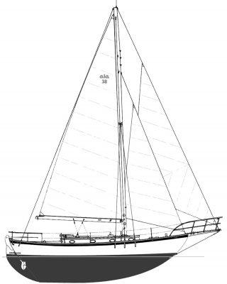 solo-caribbean-sailing-Alajuela-38-diva-profile