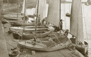 1940s-sailing-London-Corinthian-sailing-club