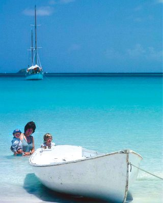 caribbean-nigel-calder-Shakedown-Cruise-Nada-anchored-Culebrita-island-Puerto-Rico