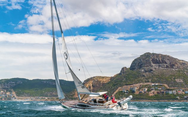 Be prepared for a hard beat if heading direct from Cape Town to Europe. Photo: Kraken Yachts