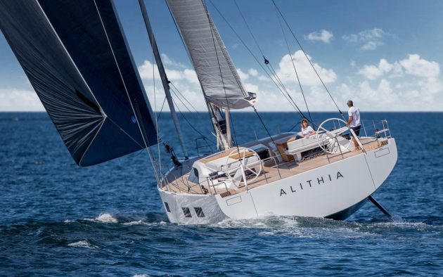 The Solaris 80RS is aimed at extended cruising in comfort