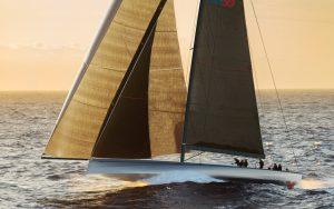 clubswan-80-racing-yacht-running-shot