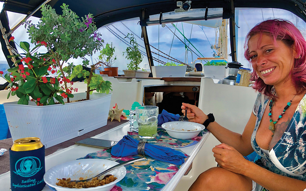 growing-food-on-boats-lunch-credit-Rick-Moore