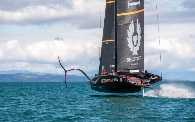 americas-cup-world-series-contenders-ineos-team-uk-britannia-credit-C-Gregory