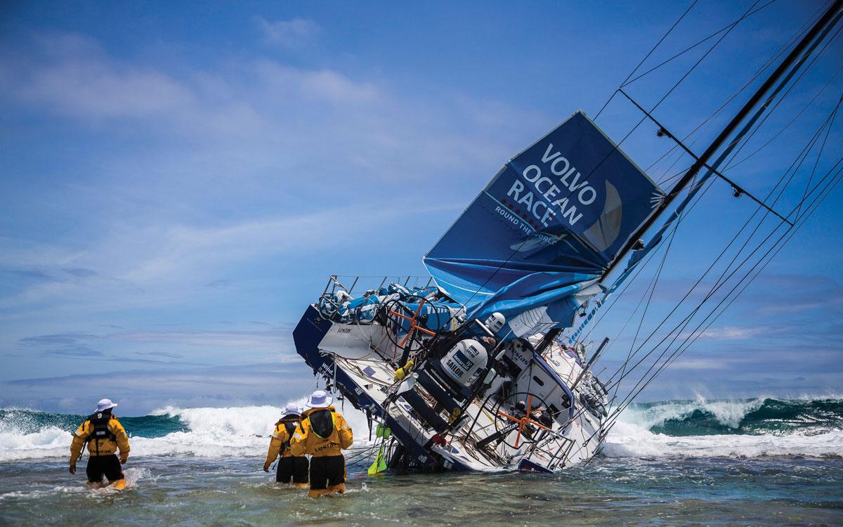 paper-charts-navigation-briefing-team-vestas-wind-grounding-credit-Brian-Carlin-Volvo-Ocean-Race