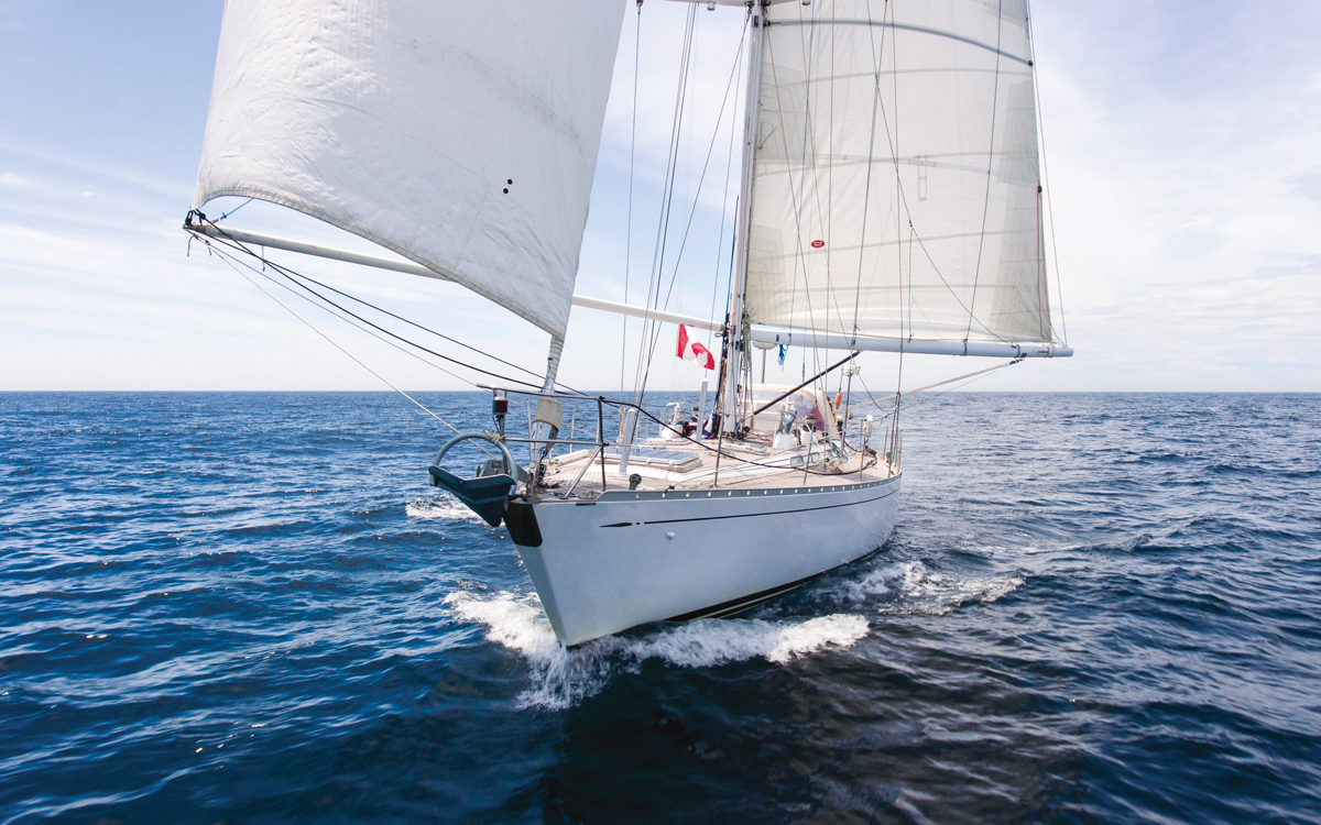 sailing-newfoundland-swan-59-bow-running-shot-credit-andy-schell