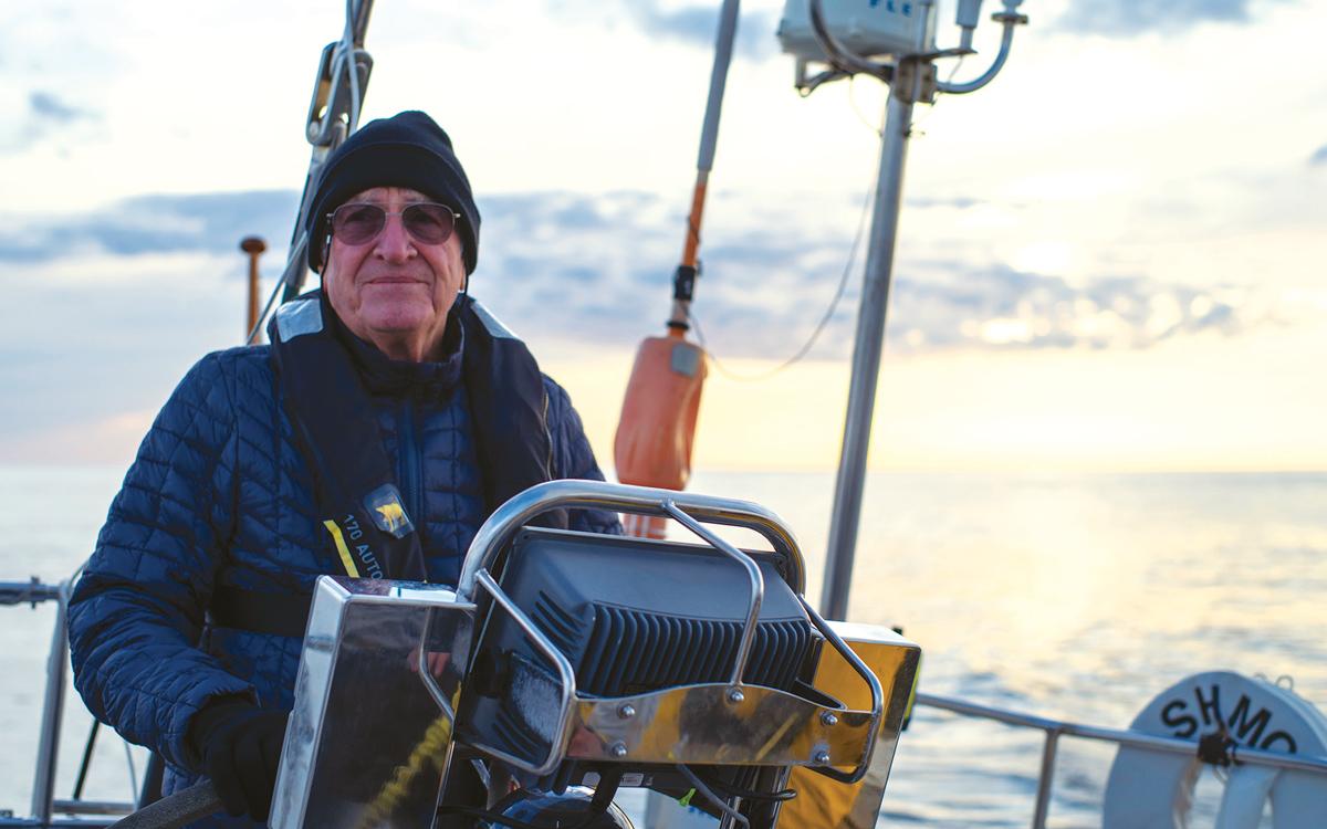 sailing-newfoundland-us-senator-Tom-Harkin-credit-andy-schell