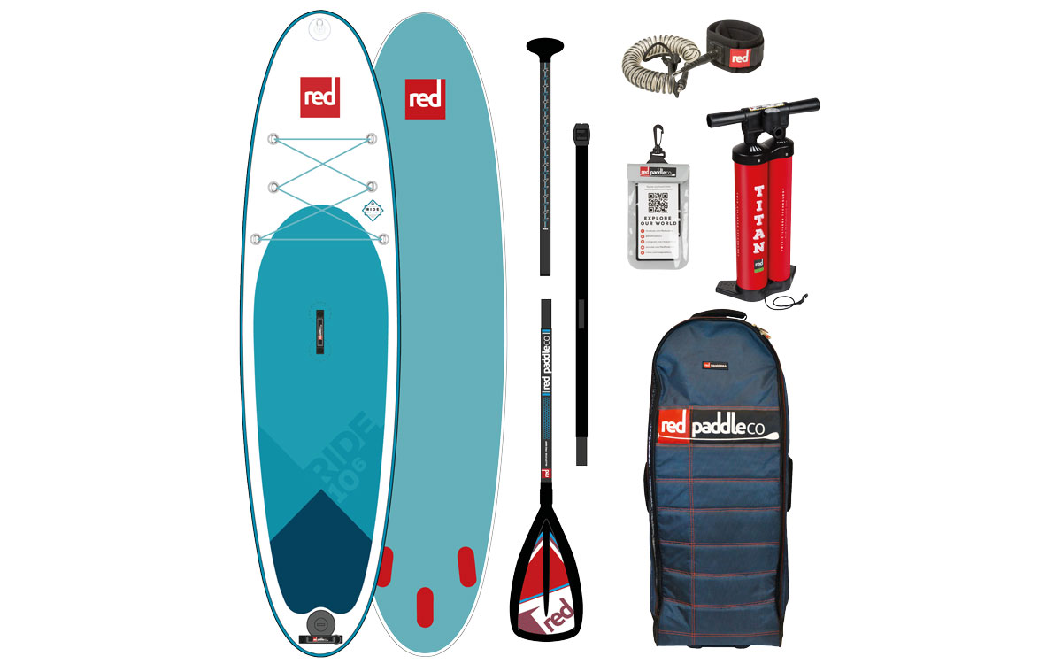 sup-stand-up-paddleboard-Inflatable-red-ride-pack