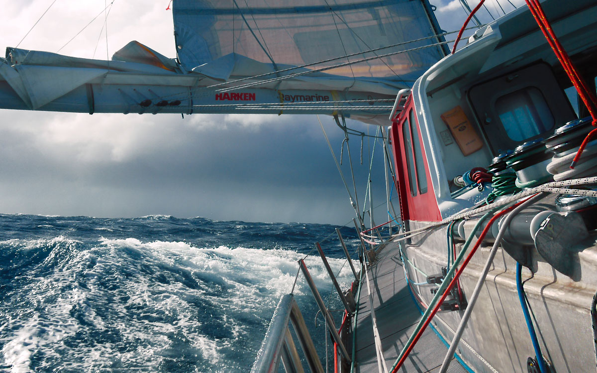 South Atlantic ocean: A crossing in mid-winter - Yachting World