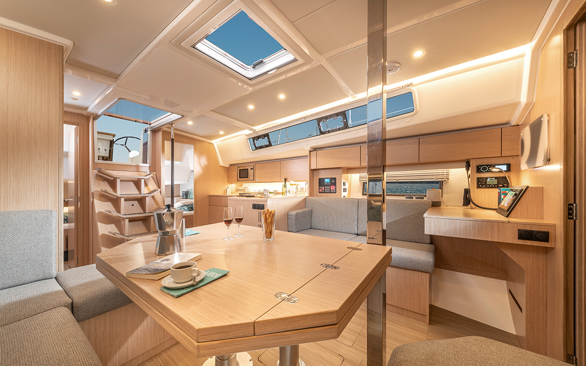 Bavaria C42 European Yacht of the Year 2021 winner