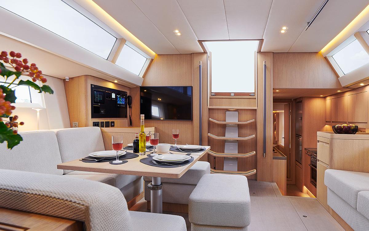 Contest 55CS European Yacht of the Year 2021 winner