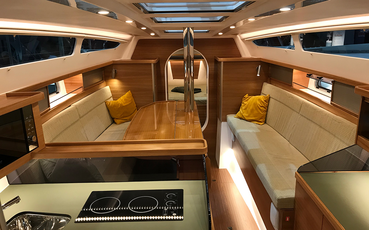 Dragonfly 40 European Yacht of the Year 2021 winner