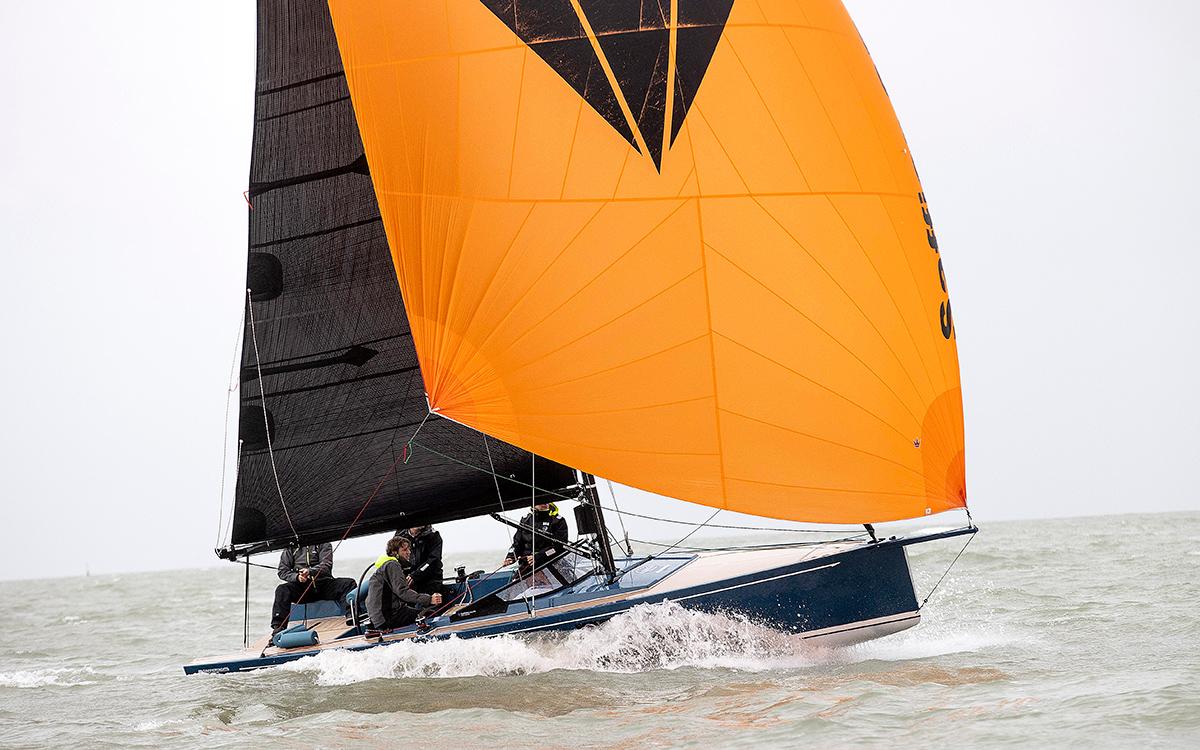 Saffier Se27 Leisure European Yacht of the Year 2021 winner