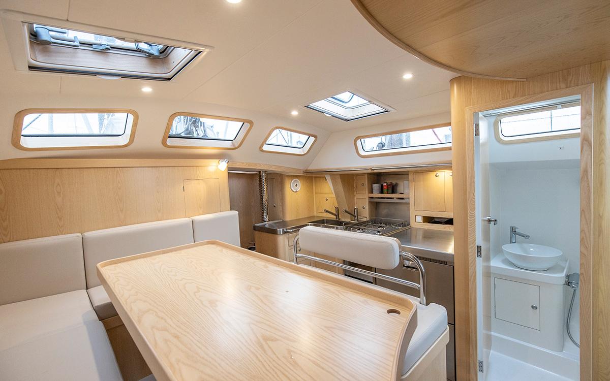 Boreal 47.2 European Yacht of the Year 2021 winner